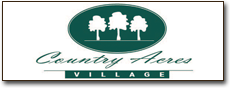 Country Acres Village logo